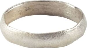 Ancient Viking Ring Norse Warrior Wedding Jewelry C 900 Ad Size 8 18 9mm