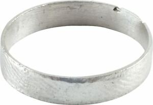 Ancient Viking Wedding Ring Norse Band C 850 1050 Ad Size 9 19 3mm
