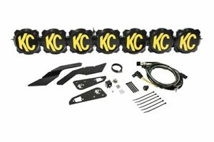 Kc Hilites Can am X3 Pro6 Gravity Led 7 light Overhead Sys Kc 91334