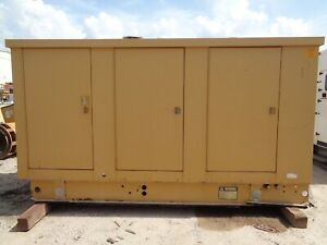 Caterpillar 3412 Dita Generator Set