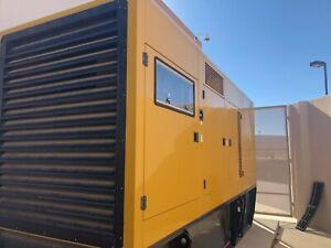 Caterpillar 3456 Generator Set