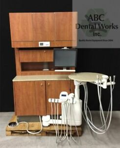 A dec Preference 5580 Cabinet With A dec 500 12 O clock Duo Delivery System