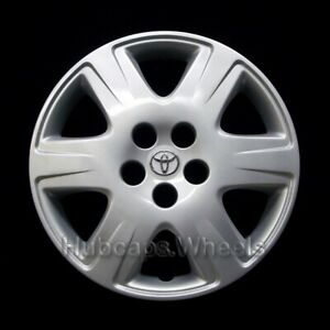 Toyota Corolla 2005 2008 Hubcap Genuine Factory Original Oem 61133 Wheel Cover