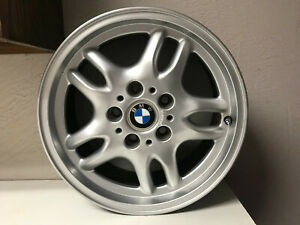Bmw 16 Alloy Aluminum Wheel Rim E46 E36 Z3 Oem
