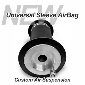 New 2 Tappered Universal Sleeve Air Bag For Air Suspension Strut Best Price