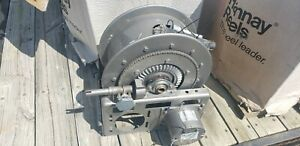 Hannay 12 Volt Electric Or Manual Wind Reel New