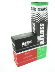 Devilbiss 802102 Dekups Dpc 602 Gravity Feed 9 Oz Disposable Lids And Liners