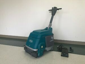 Refurbished Tennant T1 Battery Floor Scrubber Has Only 96 1 Hours Of Use