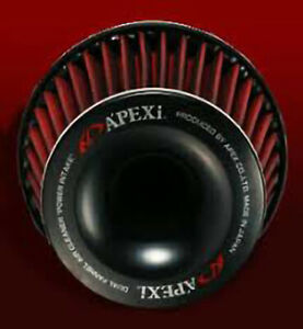 Apexi Oem Celica Gt four St205 Power Intake Air Filter 507 t011