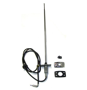1971 1972 Ford Mustang Telescopic Antenna Assembly D1zz 18813 71 17916 New