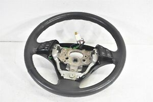 2007 2009 Mazdaspeed3 Steering Wheel Assembly Speed 3 Ms3 Oem 07 09