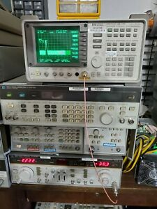 Agilent Hp 8683d 2 3 13 0 Ghz Microwave Signal Generator Tested