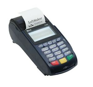 Sterling Smartecr Ts890 Credit Card Terminal works With Sam4s Cash Registers
