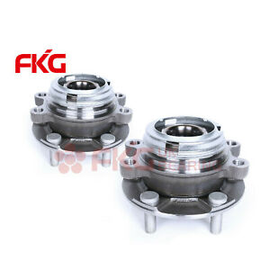 New Front Wheel Hub Bearing Assembly For Nissan Murano Quest Awd