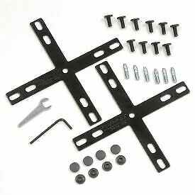 4 Way Connector Kit For Office Partitions 1 Each