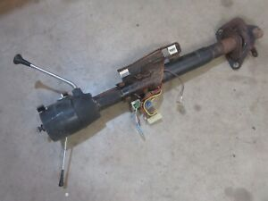 1970 Dodge Dart Automatic Shifter Steering Column Assembly Mount Mopar Hot Rod
