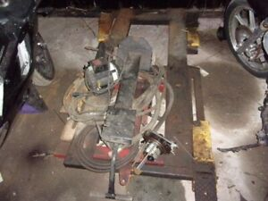 Used Snap on 6000 Lb Automobile Lift Needs Some Repair