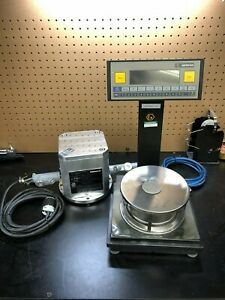 Sartorius Fc06bbe sx Precision Scale Explosion Proof Power Supply Yps02 xkr