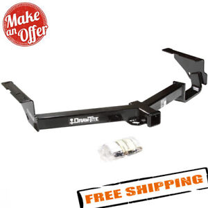 Draw tite 75586 Class Iii Trailer Hitch Receiver For 2008 2013 Toyota Highlander