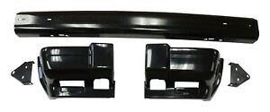 Crown Automotive 5ee85tzzack Front Bumper Kit Fits 97 01 Cherokee Xj