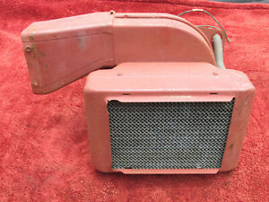 1952 1953 1954 1955 Ford Truck Heater Core With Working Blower Motor Assembly