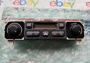 Honda Accord Climate Control Ac Heat Switch 98 99 00 01 02 A c Atc Auto Hvac Oem