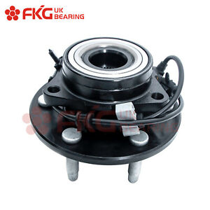 Front Wheel Bearing Hub Assembly For Gmc Sierra Chevy Silverado 1500 4wd 515036