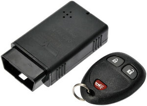 Dorman 3 Button Keyless Entry Remote Programmer For Buick Chevy Pontiac Saturn