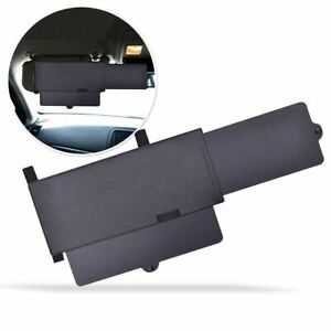 Zone Tech Car Sun Visor Shade Ray Blocker Windshield Extendable Anti Glare Auto