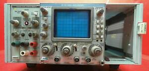 Tektronix Tm504 Power Module With Sc 502 And Ps503a B021436