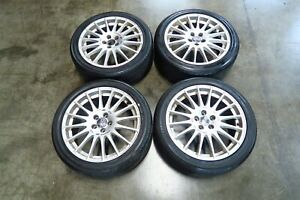 Oz Racing Superturismo Gt Wheels 5x100 Rims