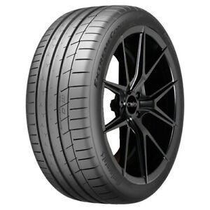 2 245 40r17 Continental Extreme Contact Sport 91w Bsw Tires