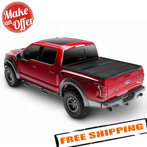 Undercover Ax22019 Armor Flex Tonneau Cover For 2015 2019 Ford F 150 67 1 Bed