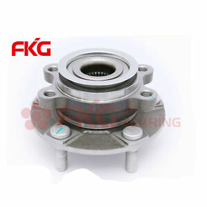 Front Wheel Hub Bearing W Abs For 2008 10 2011 2012 Nissan Sentra Rogue 513298