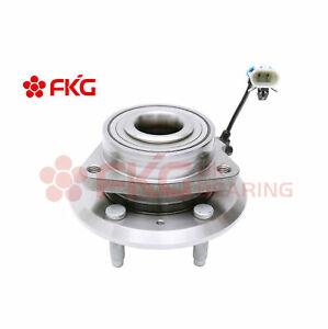 Front Wheel Hub Bearing For 2007 2009 Chevy Equinox Torrent Xl 7 W Abs 513276