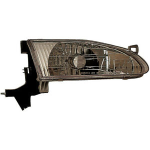 Right Side Headlight Assembly For Toyota Corolla 1998 1999 2000