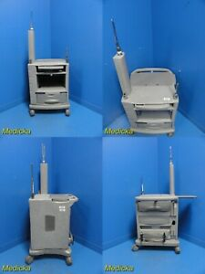 2008 Alcon Accurus 202 1611 503 Mobile Cart For 800cs Opthalmic Surg Sys 18672