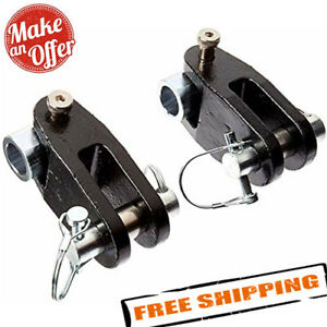 Roadmaster 035 3 4 Thick Adapter D Ring Bumper Mounts To Tow Bars