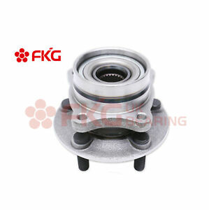 New Front Wheel Hub Bearing Assembly For 04 09 Toyota Prius 5 Lugs 513265x1