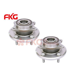 Front Wheel Bearing And Hub Assembly For 2009 2015 2016 Dodge Journey 513286x2
