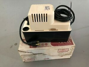 Little Giant Condensate Removal Pump Vcma 20uls