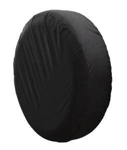Fits Jeep Wrangler Spare Tire Wheel Soft Cover Case Protector 31 32 Black L