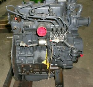 Kubota B2400 Used Runner Engine Price Includes A 750 Core Charge