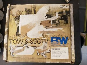 Returned Sale B W Ts10048b Tow And Stow Hitch Ball Mount Tri Ball