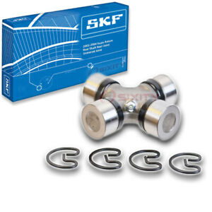 Skf Rear Shaft Rear Joint Universal Joint For 2002 2004 Isuzu Axiom Ad