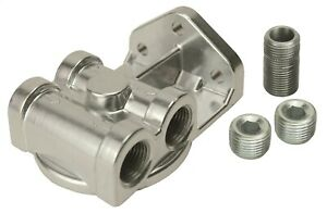 Derale 25709 Engine Oil Filter Remote Mounting Kit