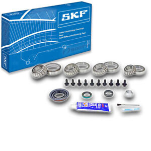 Skf Rear Axle Differential Bearing Seal For 1998 1999 Dodge Durango Kit Zf