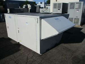Aaon Package Rooftop Unit Air Handling Rn 030 8 0 eb09 ejn 30ton 208v 3ph Used