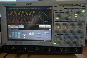 Lecroy Dda 3000 Oscilloscope 3ghz 20gs s 4ch 10 Color Lcd