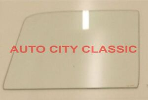 Clear Door Glass 1937 1938 Plymouth Pickup Truck